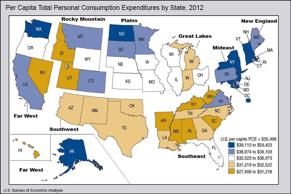 August | 2014 | U.S. Bureau of Economic Analysis | Page 3