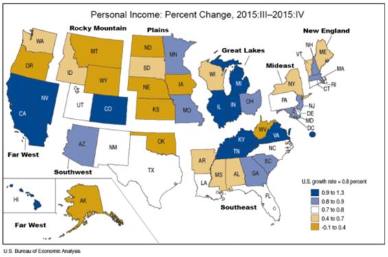 personal income percent 2015 q3q4